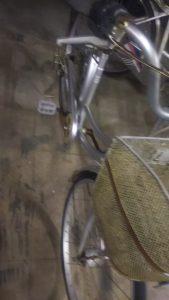 倉敷市玉島付近で回収させて頂いた自転車