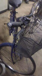 倉敷市中庄付近で回収させて頂いた自転車