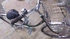 倉敷市水島付近で回収させて頂いた自転車