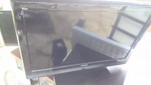 倉敷市川西町で回収させて頂いた液晶テレビ