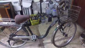 倉敷市川西町付近で回収させて頂いた自転車