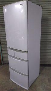 倉敷市玉島付近で回収させて頂いた大型冷蔵庫