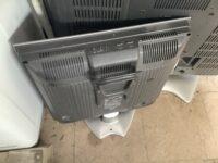 倉敷市真備町で回収した液晶テレビ